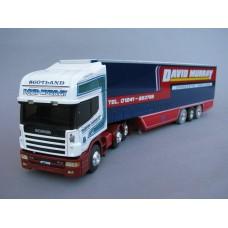 David Murray Transport Scania