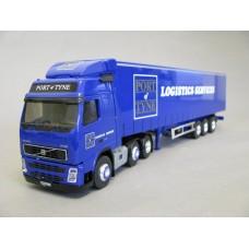 Port Of Tyne Logistics Volvo