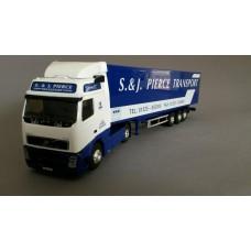 S & J Pierce Transport