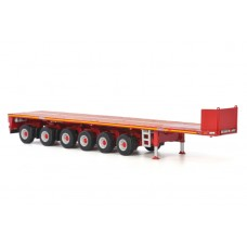 Ballast trailer 6 axle 04-1174