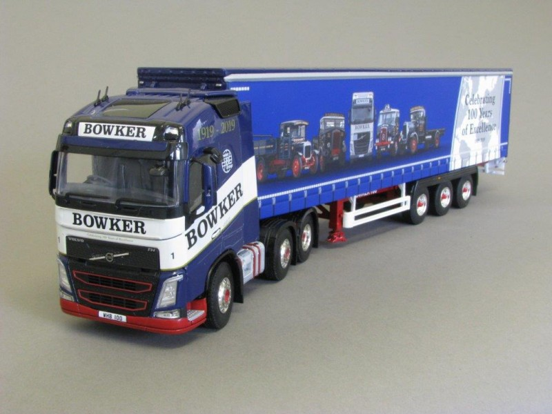 W H Bowker Ltd