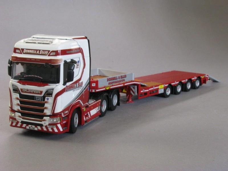 Donnell & Ellis Heavy Haulage Ltd