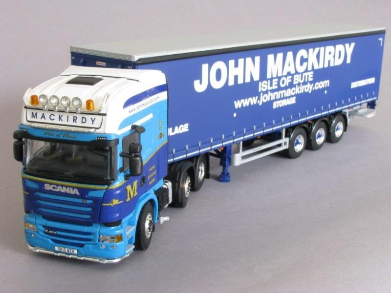 John Mackirdy Haulage