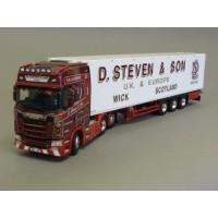 D Steven & Son Anniversary Model