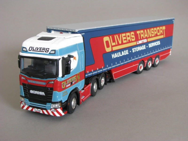 Olivers Transport