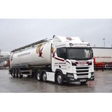 John Mitchell Haulage & Warehousing (bulk tanker)
