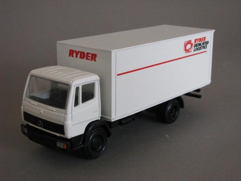 Ryder Dedicated Logistics