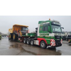 Cadzow Heavy Haulage (WAITING LIST NOW IN OPERATION)