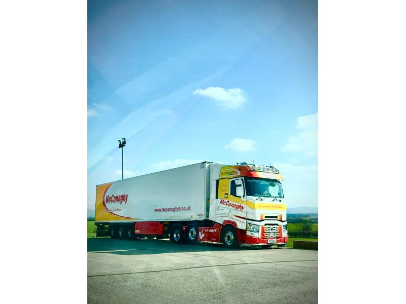 McConaghy Refrigerated Distribution