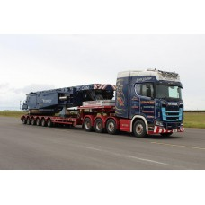 McFadyens Transport 8x4 Scania (WAITING LIST NOW IN OPERATION)