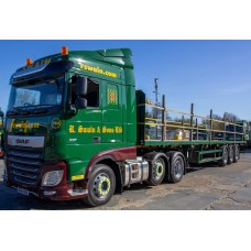 R Swain & Sons (flatbed trailer)